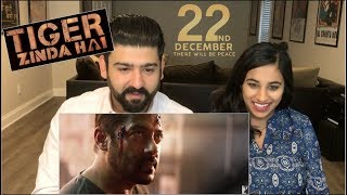 TIGER ZINDA HAI TRAILER REACTION | SALMAN KHAN, KATRINA KAIF | BLOCKBUSTER!!!
