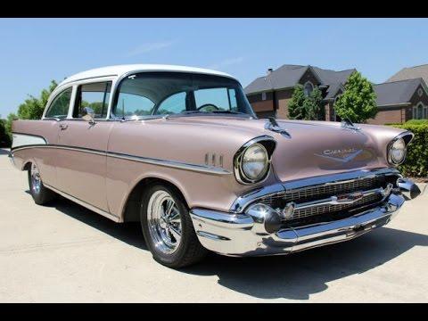 1955 Chevrolet Bel Air 4 Door For Sale Doovi