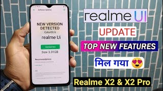 Realme Ui Update Received With Cool Features In Realme X2 & Realme X2 Pro, Android 10 & Realme Ui