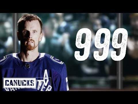 Daniel Sedin | Countdown to 1000 NHL Points