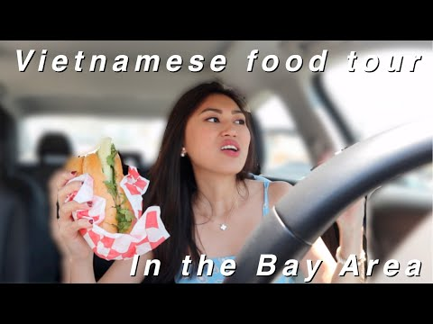 The BEST Vietnamese food in the Bay Area (Banh Mi & Hu Tieu Nam Vang Noodle Soup)