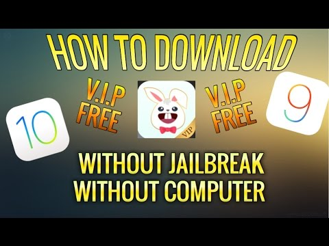 How to install Tutuapp VIP ACCESS for free on ios 10-10 3 without jailbreak  or computer