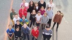Présentation de l'école élémentaire de Chenôve (21) par les élèves de CM1/CM2