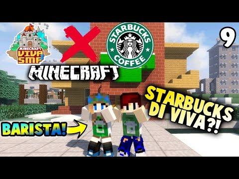 BISNIS TERKAYA DI VIVA WITH AFIF YULISTIAN !!! - MINECRAFT VIVA SMP #9