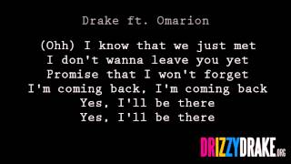 Drake ft. Omarion - Bria's Interlude Lyrics [VIDEO]