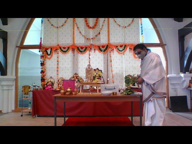 Sri Venkateshwara swamy Abisheka pooja