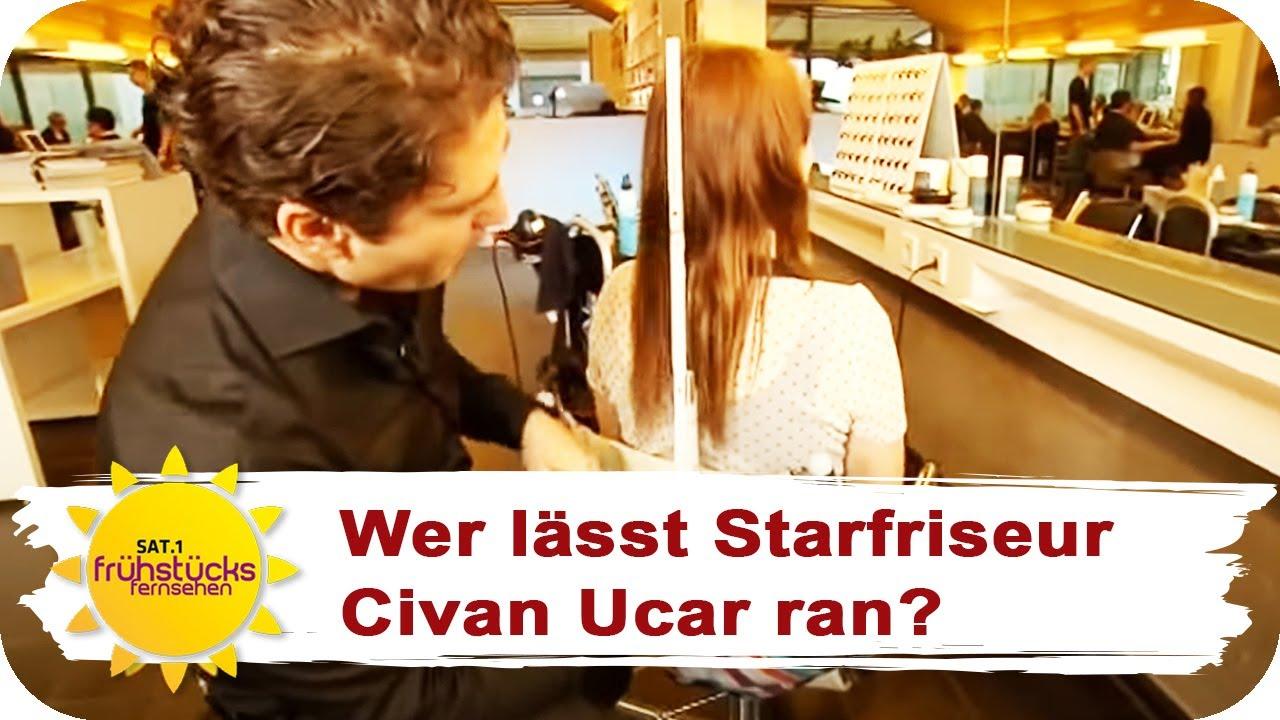 Lange Haare Radikal Abschneiden Sat1 Frühstücksfernsehen Youtube