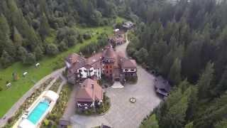Готель замок в Карпатах «Вежа Ведмежа»