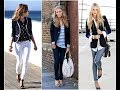 How to wear jeans to work and look professional