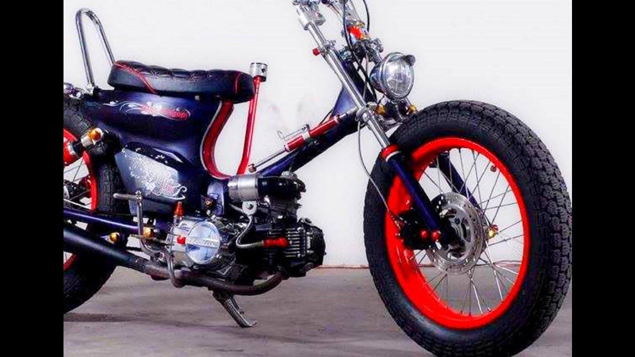 70 Modifikasi Motor Astrea Grand Classic Terkeren Gendoel Motoer