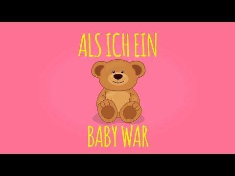 Rolf Zuckowski | Als ich ein Baby war (Lyric Video)