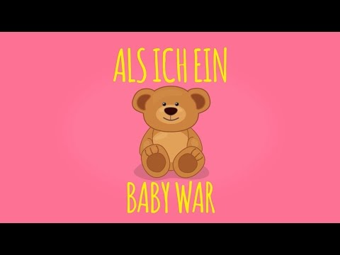 Rolf Zuckowski | Als Ich Ein Baby War (Lyric Video)