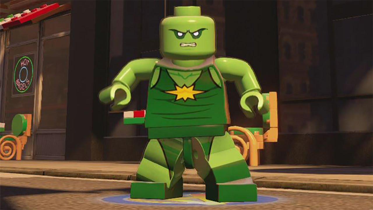 radioactive man adult costume