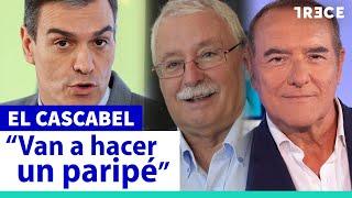 "Joaquín Leguina: ""Si me echan, volveré cuando se vaya Sánchez"""