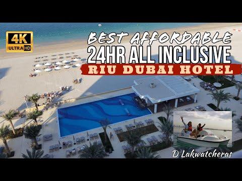 HOTEL RIU DUBAI | ALL INCLUSIVE | HOTEL IN DUBAI | HOTEL TOU