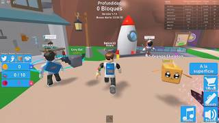TODAY WE ARE MINEROS !! ROBLOX - Mining simulator