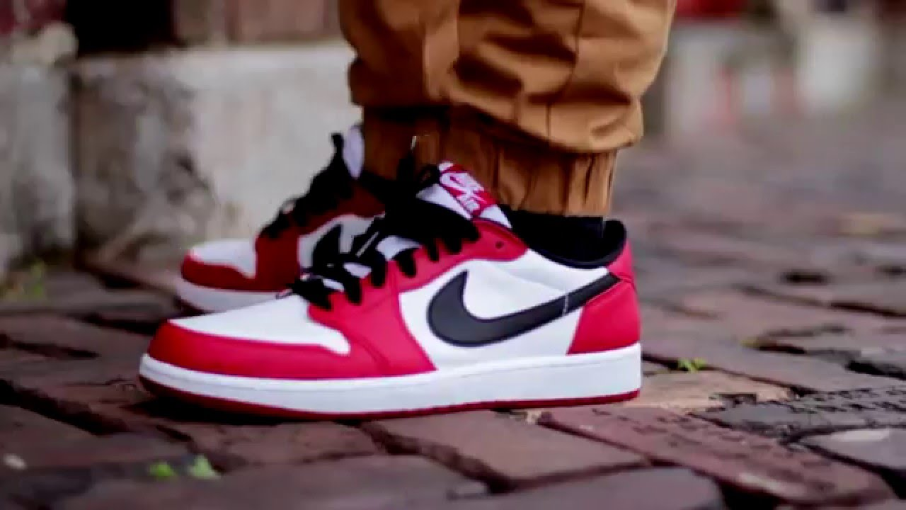 timeless design c1c5e 0cf70 Chicago Low 1 s Review + On Foot! - YouTube