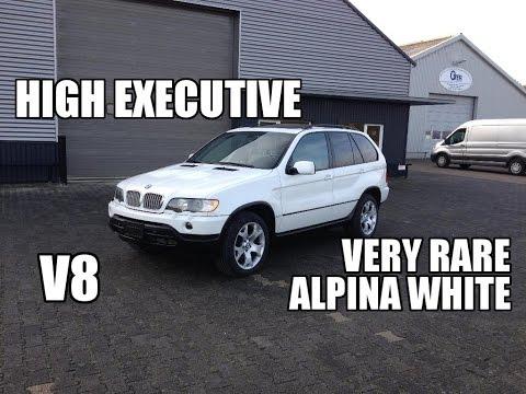 2002 BMW X5 E53 RARE Alpina White V8 Review Test For Sale JMSpeedshop !