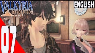 Valkyria Revolution - Walkthrough Part 07 - Chapter 6 Defeated -English- No Commentary