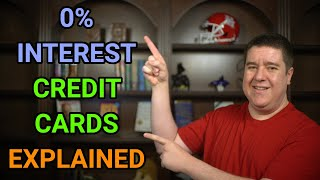 How Do 0% APR Credit Cards Work? || Credit Cards Explained