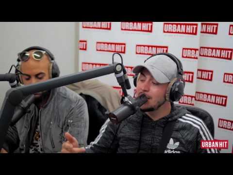 DJ Erise & MRC en live sur Urban Hit