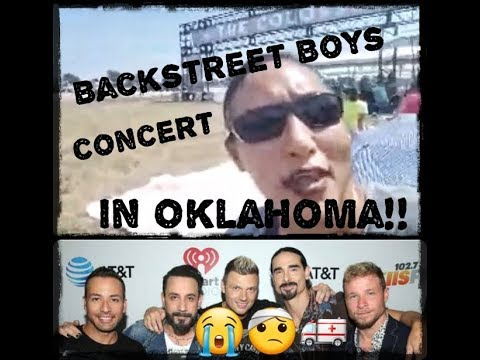 78. my story about the Backstreet Boys concert structure