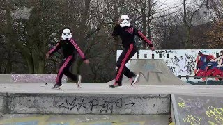 Sons of Alderon - The Imperial Dance Trailer feat BGirl Terra and BGirl Eddie (Star Wars)