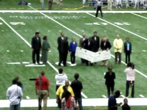 2011 Bayou Classic Honors the New Orleans CORE Freedom Riders