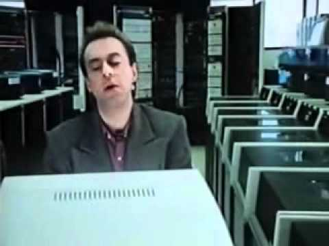 "Dear Enemy - ""Computer One"" (Original 1983 Australian Music Video)"
