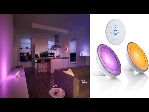 philips friends of hue personal wireless lighting bloom starter pack