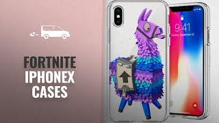 Great Looking Fortnite IPhoneX Cases And Skins [2018]: Chrry Cases iPhone X (5.8) Case, Ultra Slim