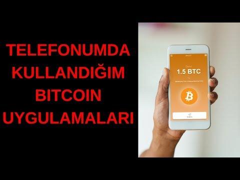Telefonumda Kullandığım Bitcoin Uygulamaları