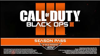 What is the black ops 3 season pass? should i buy season pass for black ops 3