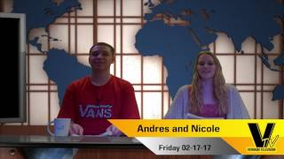 kvhs daily show for friday february 17th 2017
