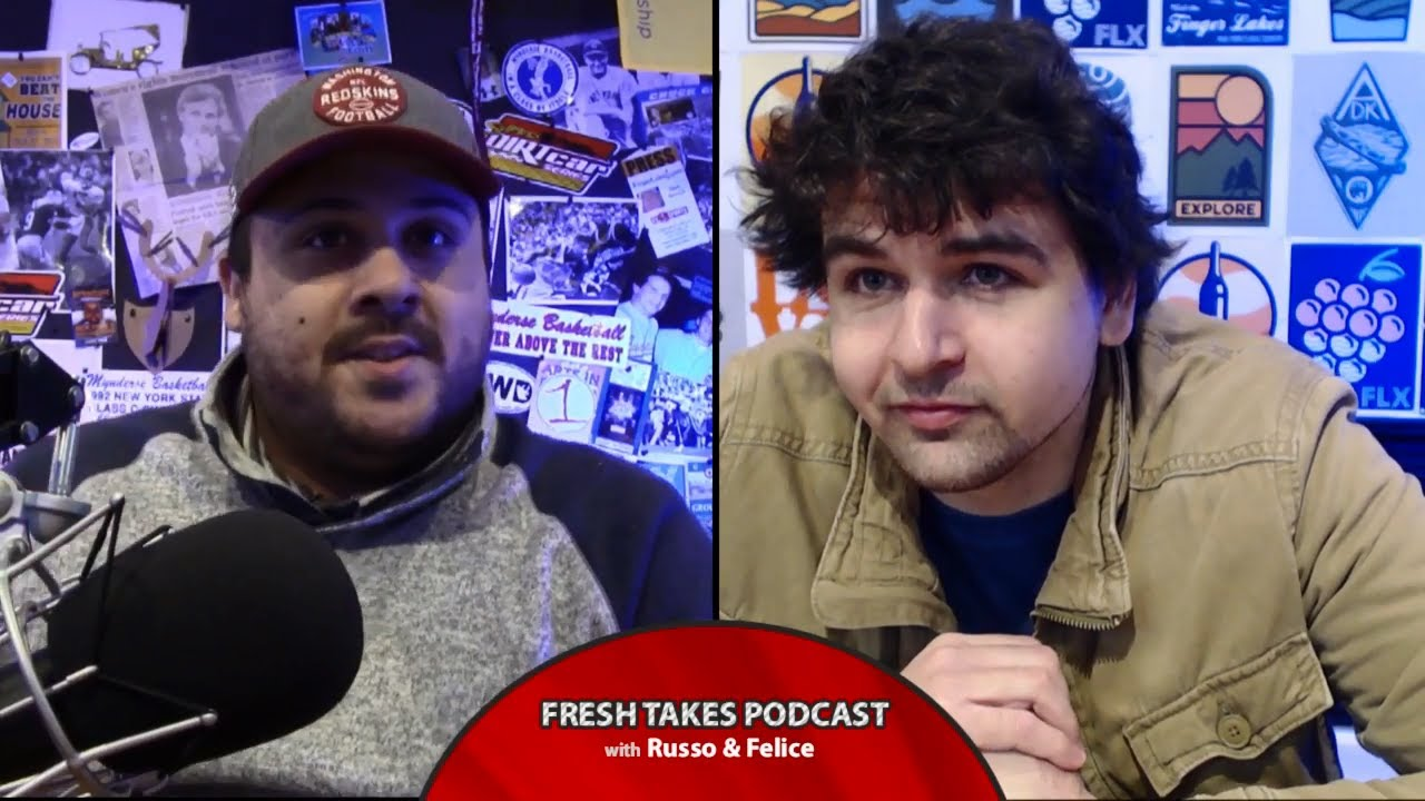 NFL Wildcard Weekend reaction & Clemson-LSU preview .::. Fresh Takes w/ Russo & Felice 1/7/20