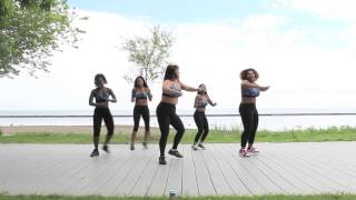 Zumba Soca - Ministry of Road MOR by Machel Montano