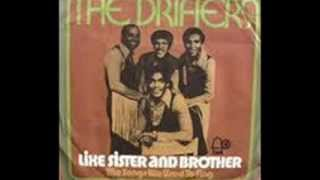THE DRIFTERS~LIKE SISTER AND BROTHER