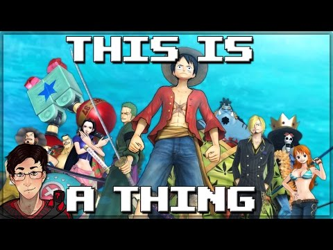 One Piece Pirate Warriors 3 - This is a Thing!