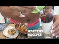 3 Quick Easy Healthy Meals | #bodybygia