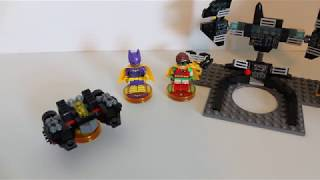The Lego The Lego Batman Movie Dimensions Story Pack