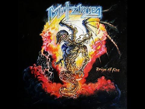 Blitzkrieg - Reign of Fire (Official Music Video)