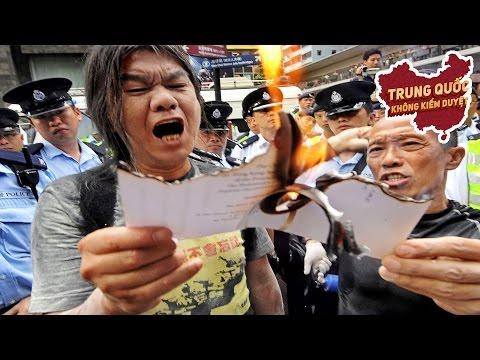 Trung Quốc Nghiền Nát Dân Chủ Ở Hồng Kông | Trung Quốc Không Kiểm Duyệt