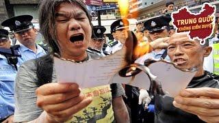 Trung Quốc Nghiền Nát Dân Chủ Ở Hồng Kông   Trung Quốc Không Kiểm Duyệt