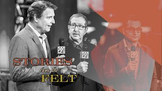 Stories from the Felt | Norm and Lon | PokerGO