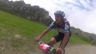 Zillertal Bike Challenge - Klim naar het Kreuzjoch