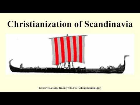 Christianization of Scandinavia