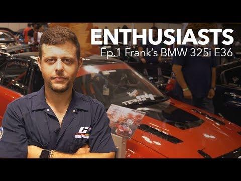 Enthusiasts: Frank's 1994 BMW 325i E36 - Import Expo AC 2017