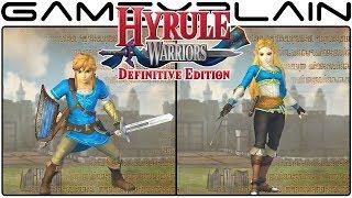 Hyrule Warriors: Definitive Edition - Nintendo Switch Trailer (Nintendo Direct)