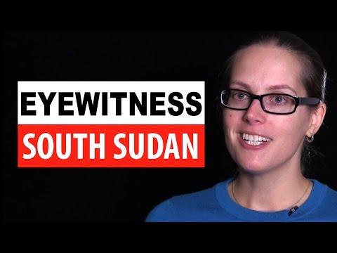 South Sudan: Dr. Sarah Giles