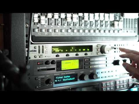Eventide Eclipse Basic Tutorial and sound demo